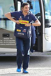 DAVIDE MAZZANTI (ALLENATORE ITALIA)<br /> ITALIA - BULGARIA<br /> PALLAVOLO VNL VOLLEY PERUGIA <br /> PERUGIA 11-06-2019<br /> FOTO GALBIATI - RUBIN