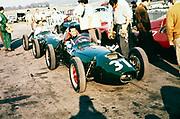 Bill de Selincourt, Brands Hatch, Elva 100-BMC Formula Junior racing car, Fitzwilliam Racing Team 4th October 1959