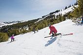 Magic Mountain Skiing