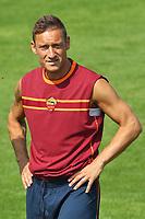 Francesco Totti <br /> Riscone (Brunico) 13.7.2013 <br /> Football Calcio 2013/2014 Serie A<br /> Ritiro precampionato AS Roma <br /> As Roma pre season training<br /> Foto Gino Mancini / Insidefoto