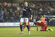 Millwall v Blackburn Rovers 041114