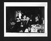 Charlotte Stockdale, Bluebird Ball. Savoy. London. 6 January 1986