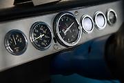 Richard Petty and his 1970 Superbird Stockcar
