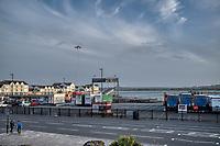 southampton Isle Of Wight  ferry terminal photo by Michael Palmer