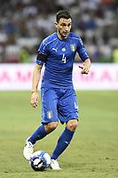 Nice (Francia) 07-06-2017 Stadio Allianz Riviera Friendly match Italia - Uruguay / Italy - Uruguay foto Image Sport/Insidefoto<br /> nella foto: Matteo Darmian