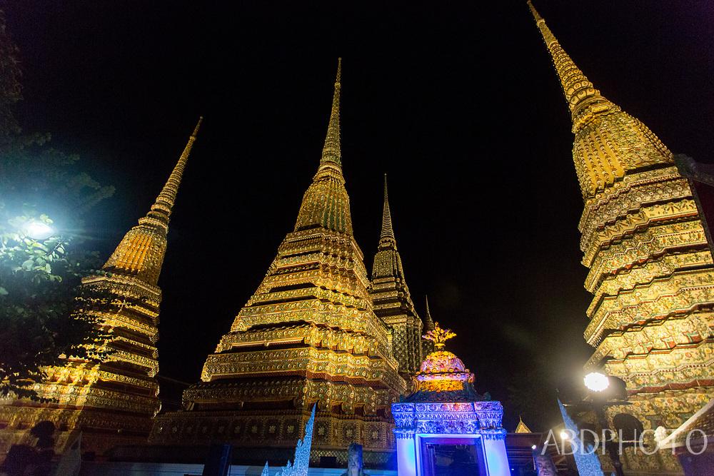 Product code: 16881P3, Wat Po temple in Bangkok, Thailand Bangkok Thailand