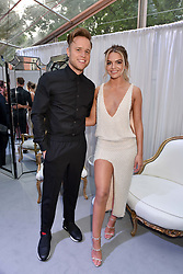 Olly Murs and Louisa Johnson at the Glamour Women of The Year Awards 2017 in association with Next held in Berkeley Square Gardens, London England. 6 June 2017.