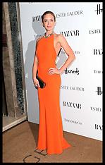 OCT 31 2012 Harper's Bazaar Women of the Year Awards