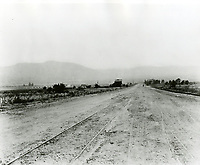 1887 Looking SE on Olive Ave. Burbank is in the distance