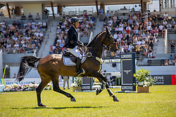 Greve Willem, NED, Zypria S N.O.P.<br /> Grand Prix Longines De La Ville De La Baule<br /> CSIO La Baule 2021<br /> © Hippo Foto - Dirk Caremans<br />  13/06/2021