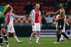 22-02-2007 VOETBAL: AJAX - WERDER BREMEN: AMSTERDAM <br /> Jaap Stam<br /> ©2007-WWW.FOTOHOOGENDOORN.NL