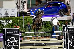 Philippaertsd Nicola, BELEkberg Jonna, SWE, Univers du Vinnebus<br /> Longines FEI Jumping Nations Cup™ Final<br /> Barcelona 20128<br /> © Hippo Foto - Dirk Caremans<br /> 05/10/2018