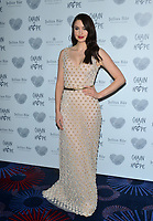 Emma Miller at the  Chain Of Hope Gala at London's Grosvenor Hotel
