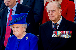 Buckingham Palace has announced Prince Philip, The Duke of Edinburgh, has passed away age 99 - FILE - In addition to The Queen, Queen Elizabeth II and The Duke prince Philip, The Prince of Wales , prince Charles and The Duchess of Cornwall princess Camilla Parker Bowles, The Duke Prince William and Duchess of Cambridge, princess Kate and Prince Harry, The Duke of York Prince Andrew , The Earl and Countess of Wessex Prince Edward, The Princess Royal princess Anne, The Duke and Duchess of Gloucester Birgitte, The Duke of Kent prince Edward and Princess Alexandra. Defence Secretary Sir Michael Fallon, Foreign Secretary Boris Johnson and International Development Secretary Priti Patel will attend dedication and unveiling of the Iraq and Afghanistan memoriahorse guards parade and victoria embankment gardens on March 9, 2017, in London, UK. Photo by Robin Utrecht/ABACAPRESS.COM