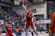 DESCRIZIONE : Eurolega Euroleague 2015/16 Group D Dinamo Banco di Sardegna Sassari - Brose Basket Bamberg<br /> GIOCATORE : Nicolo Melli<br /> CATEGORIA : Rimbalzo<br /> SQUADRA : Brose Basket Bamberg<br /> EVENTO : Eurolega Euroleague 2015/2016<br /> GARA : Dinamo Banco di Sardegna Sassari - Brose Basket Bamberg<br /> DATA : 13/11/2015<br /> SPORT : Pallacanestro <br /> AUTORE : Agenzia Ciamillo-Castoria/L.Canu