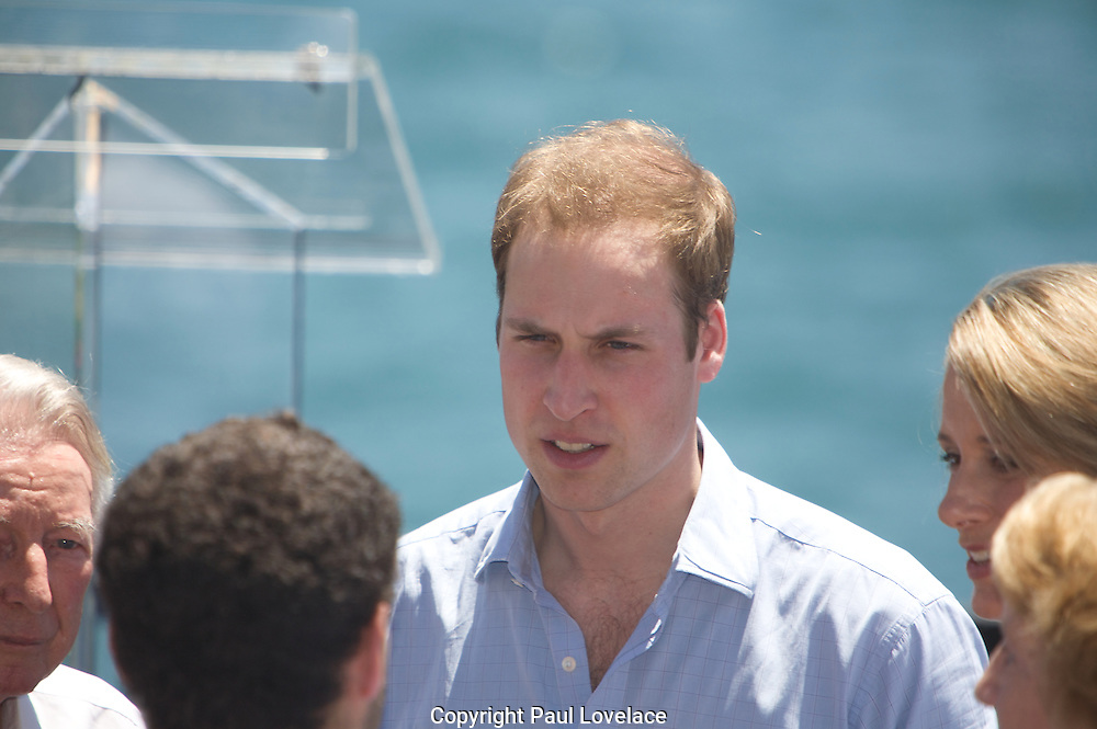 Prince William at BBQ Luncheon hosted by NSW Premiere Kristina Keneally..Prince William speach to guests. Prince William takes a boat trip on the harbour..Pics Paul Lovelace 20.01.10 [ Total 78 pics].[Non Exclusive] . An instant sale option is available where a price can be agreed on image useage size. Please contact me if this option is preferred.