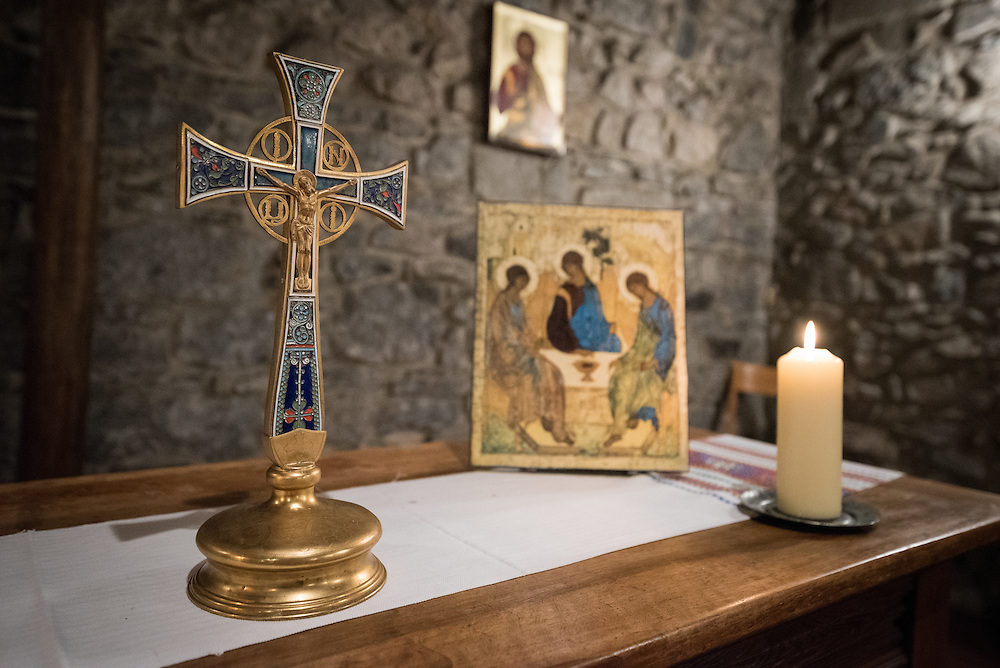 1 October 2016, Bossey, Switzerland: The Bossey Ecumenical Institute marks 70 years of ecumenical formation since the World Council of Churches started the institute in 1946.