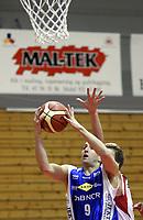 Basketball<br /> BLNO<br /> 02.10.2010<br /> Foto: Morten Olsen, Digitalsport<br /> <br /> Serieåpning BLNO<br /> Gimle v Tromsø Storm<br /> <br /> Hani Issalhi - Tromsø