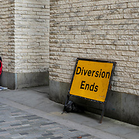 Diversion Ends Big Issue Seller;<br />