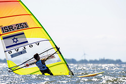 Medal Races. The Allianz Regatta is the first event of the 2021 Hempel World Cup Series. Hosted in Medemblik, The Netherlands, 350 sailors will race across eight Olympic classes across two weeks of competition. 6 June, 2021 © Sander van der Borch / Allianz Regatta
