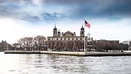 NEW YORK  2020V10<br /> Ellis Island. Hit kom miljoner immigranter i slutet av 1800- och början av 1900-talet.<br /> <br /> Foto: Per Danielsson/Projekt.P