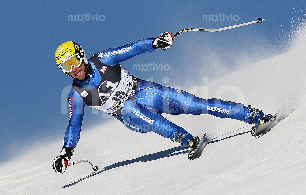 SkSki Alpin; Saison 2005/2006 Abfahrt Herren Training Didier Defago (SUI)