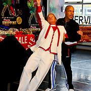NLD/Amsterdam/20100531 - 1e Repetitiedag Crazy Shopping de Musical,  Tony Neef en Stanley Burleson