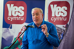 20-02-16. Cardiff, Wales,  UK. Launch Rally of YesCymru :a new cross-party grass-roots movement advocating an Independent Wales. The meeting had 100 activists from allover the Principality and a variety of differing party political views. Speaking were , John Dixon former OPlaid Cymru chair and author. More Info: Iestyn ap Rhobert: ietynap@hotmail.com post@yescymru.org 07817024319  http://yes.cymru  @yescymru  Picture credit: Ian Homer/LNP