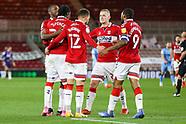 Middlesbrough v Coventry City 271020