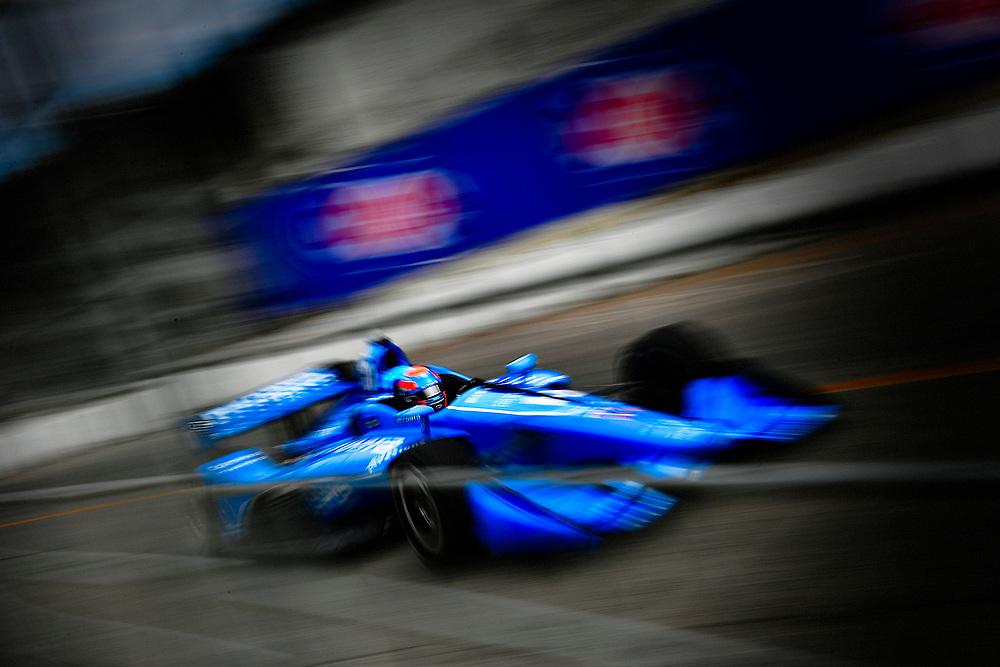Ed Jones, Chip Ganassi Racing Honda<br /> Friday 13 July 2018<br /> Honda Indy Toronto<br /> Verizon IndyCar Series<br /> Streets of Toronto ON CAN<br /> World Copyright: Scott R LePage