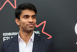 Photo opportunity for the film Halal Daddy directed by Conor McDermottroe<br /> <br /> Pictured: Nikesh Patel