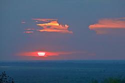Sunset, From Phnom Bakheng