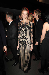 JACQUETTA WHEELER at The Love Ball hosted by Natalia Vodianova and Lucy Yeomans to raise funds for The Naked Heart Foundation held at The Round House, Chalk Farm, London on 23rd February 2010.