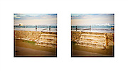 From the 'light moods' series featuring images of the Ocean Baths of Newcastle, Australia.
