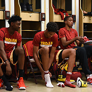 USC Men's Basketball | 2017 | @ ASU