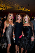 Ana Garcia Obregon; Maria Dolores de Cospedal; BARONESSA THYSSEN, Mario Testino exhibition.  Hosted by Vanity Fair Spain and Lancome. Thyssen-Bornemisza Museum (Paseo del Prado 8, Madrid.20 September 2010.  -DO NOT ARCHIVE-© Copyright Photograph by Dafydd Jones. 248 Clapham Rd. London SW9 0PZ. Tel 0207 820 0771. www.dafjones.com.
