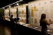 Sao Paulo_SP, Brasil...Museu da Lingua Portuguesa na Estacao da Luz, Sao Paulo...The Museum of the Portuguese Language in Luz Station, Sao Paulo...Foto: MARCUS DESIMONI /  NITRO