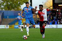 Mark Ross. Stockport County Football Club 2-4 Woking Football Club, Emirates FA Cup first round, 5.11.16.