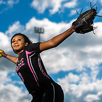 Adonia Wade  of Nottingham HS had no-hitters in her sights for the 2020 season, but Covid-19 derailed that. The aspiring journalist will attend Albany University this Fall. Coronavirus robbed high school seniors of a final year in sports in Central New York and beyond. These senior spotlight athletes will move on to pursue their sports in college.