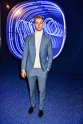 Barney Banks at the Warner Music & Ciroc Brit Awards party, Freemasons Hall, 60 Great Queen Street, London England. 22 February 2017.
