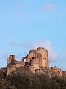 Ruins of The Roman Forum, Rome, Italy.