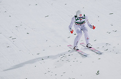28.02.2020, Salpausselkae Hill, Lahti, FIN, FIS Weltcup Ski Sprung, Herren, im Bild Daniel Andre Tande (NOR) // Daniel Andre Tande of Norway during the men's FIS Ski Jumping World Cup at the Salpausselkae Hill in Lahti, Finland on 2020/02/28. EXPA Pictures © 2020, PhotoCredit: EXPA/ JFK