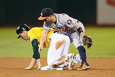 20160920 - Houston Astros at Oakland Athletics