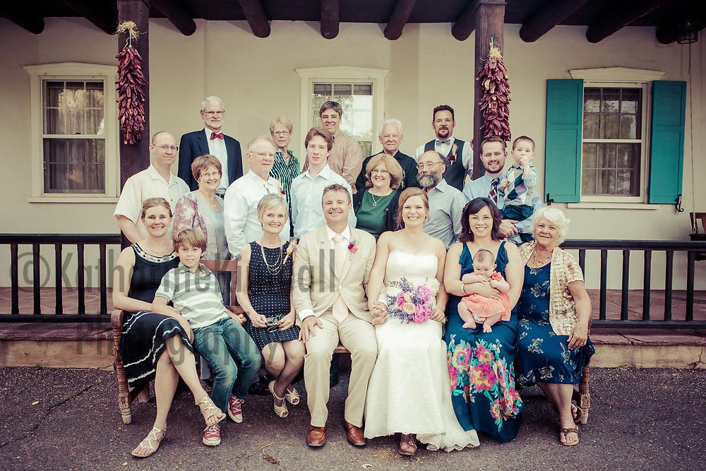 Wedding at Los Poblanos Historic Inn and Organic Farm in Albuquerque, NM.