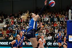 20180218 NED: Bekerfinale Eurosped - Sliedrecht Sport, Hoogeveen <br />Lea van Rooijen (4) of Sliedrecht Sport <br />©2018-FotoHoogendoorn.nl