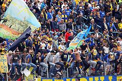 """Foto Filippo Rubin<br /> 26/03/2017 Ferrara (Italia)<br /> Sport Calcio<br /> Spal vs Frosinone - Campionato di calcio Serie B ConTe.it 2016/2017 - Stadio """"Paolo Mazza""""<br /> Nella foto: I TIFOSI DEL FROSINONE<br /> <br /> Photo Filippo Rubin<br /> March 26, 2017 Ferrara (Italy)<br /> Sport Soccer<br /> Spal vs Frosinone - Italian Football Championship League B ConTe.it 2016/2017 - """"Paolo Mazza"""" Stadium <br /> In the pic:"""