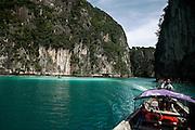 Thailandia , Phi Phi Island , Blue Lagoon