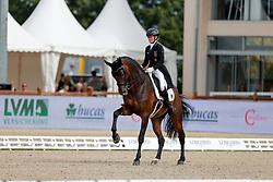 Langehanenberg Helen, GER, Annabelle<br /> European Championship Dressage - Hagen 2021<br /> © Hippo Foto - Dirk Caremans<br /> 11/09/2021