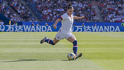 Ali KRIEGER (USA) in action during the match of 2019 FIFA Women's World Cup France group F match between USA and CHILE, at Parc Des Princes stadium on June 16, 2019 in Paris, France. Photo by Loic BARATOUX/ABACAPRESS.COM