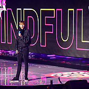 Speaks Mindful at 2020 WE Day UK at Wembley Arena, London, Uk 4 March 2020.